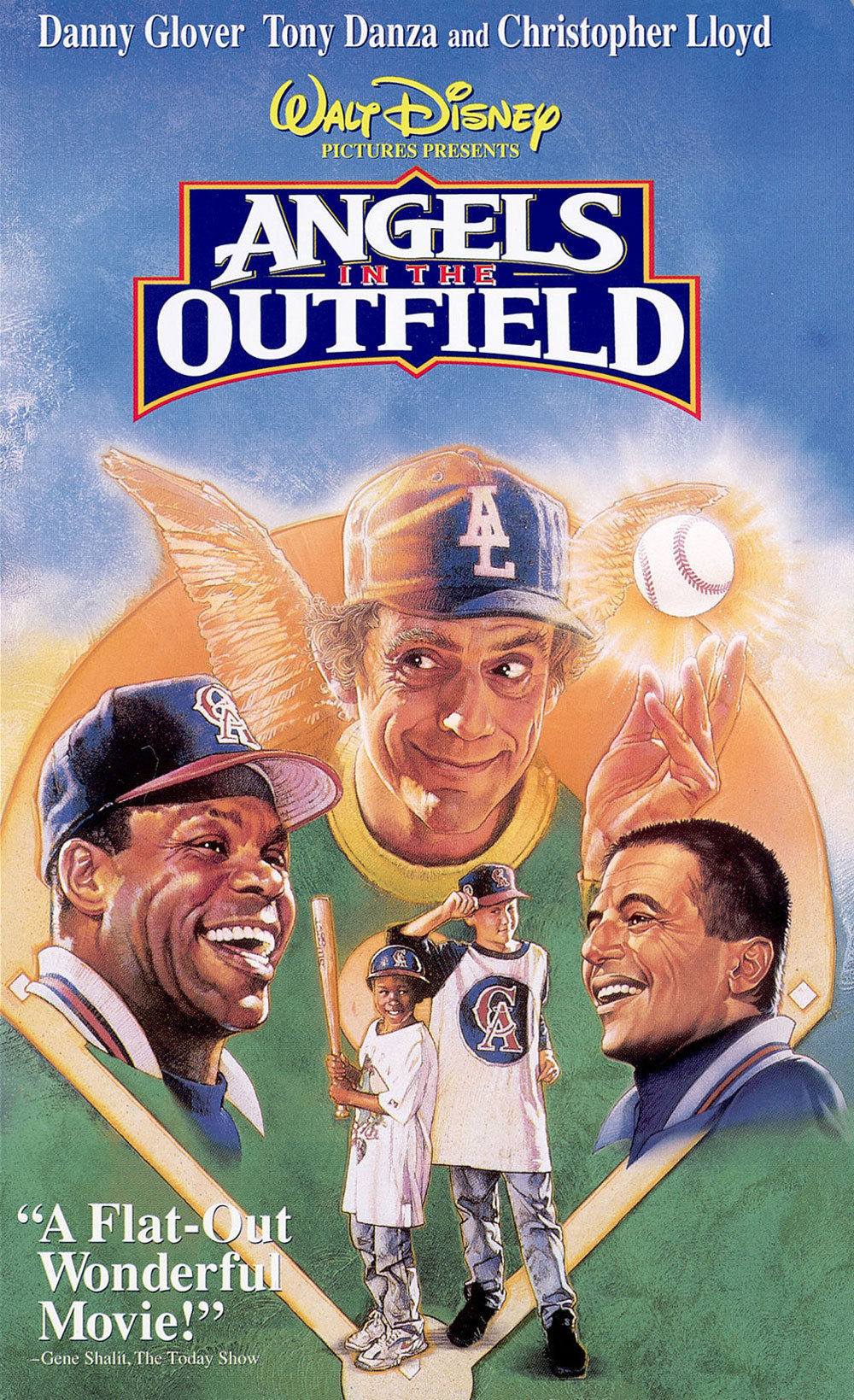 DFPP 35 – Angels in the Outfield