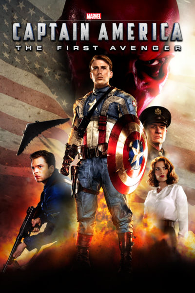 DFPP 32 – Captain America: The First Avenger