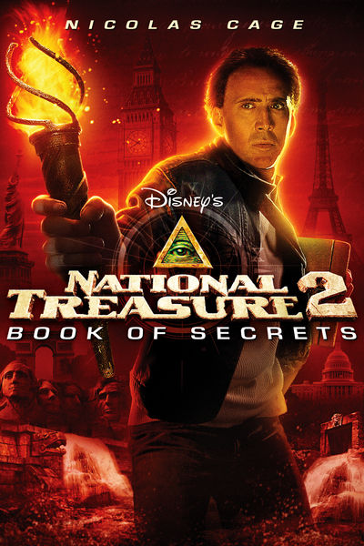 DFPP 110 – National Treasure 2: Book of Secrets