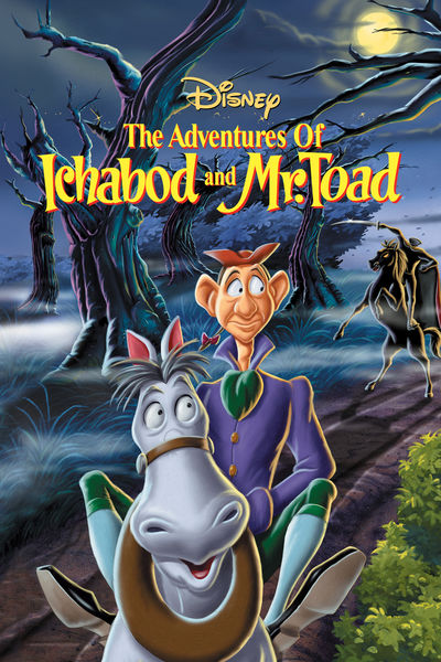 DFPP 43 – The Adventures of Ichabod and Mr. Toad