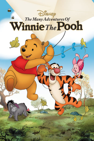 DFPP 141 – The Many Adventures of Winnie the Pooh