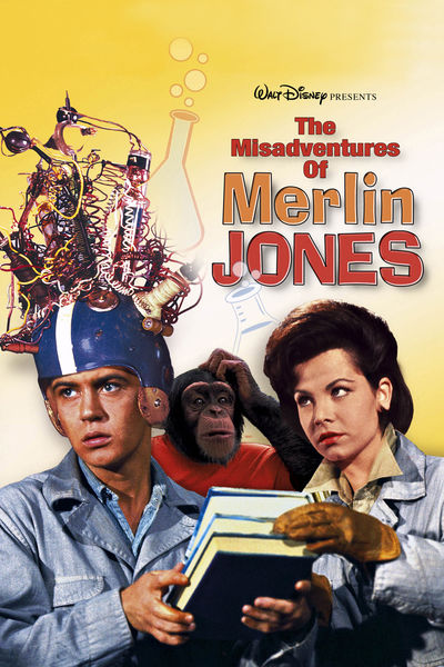DFPP 187 – The Misadventures of Merlin Jones