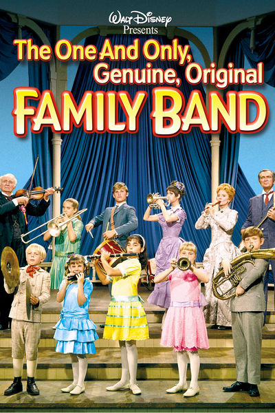 DFPP 126 – The One and Only, Genuine, Original Family Band