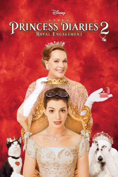 DFPP 72 – The Princess Diaries 2: Royal Engagement