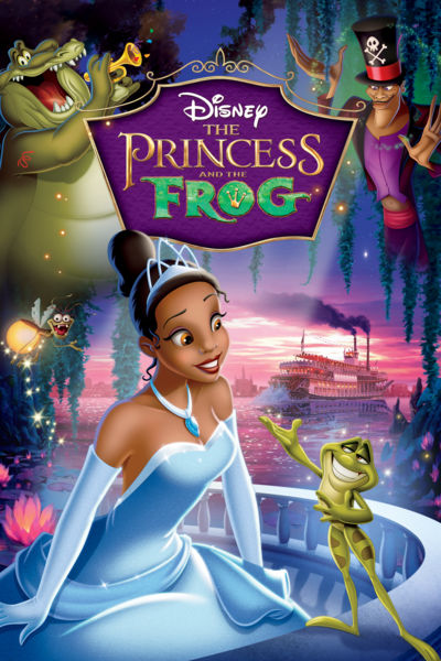 DFPP 59 – The Princess and the Frog
