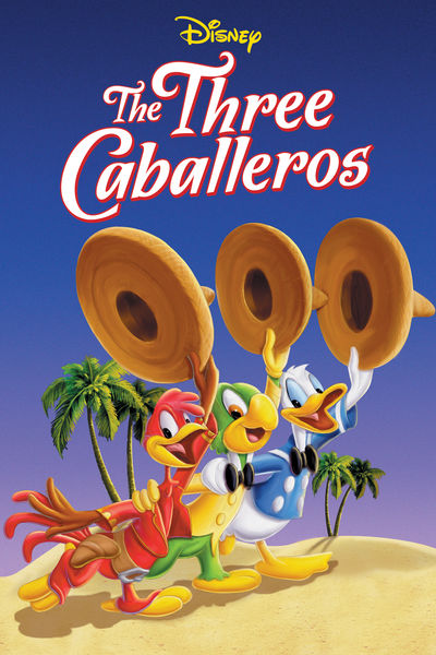 DFPP 83 – The Three Caballeros