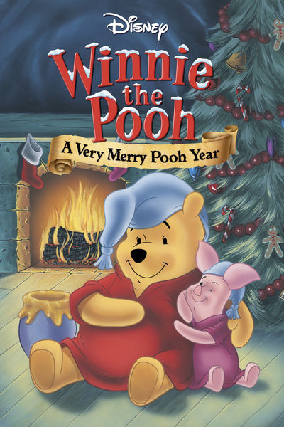 DFPP 153 – Winnie the Pooh: A Very Merry Pooh Year