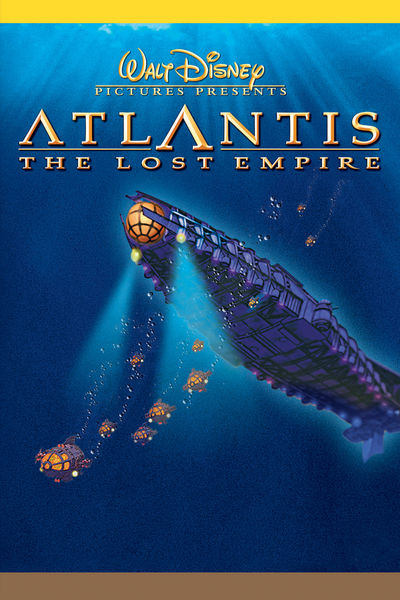 DFPP 131 – Atlantis: The Lost Empire