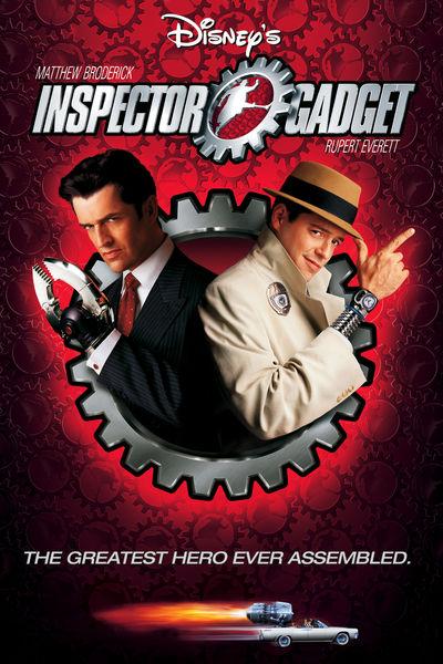 DFPP 85 – Inspector Gadget