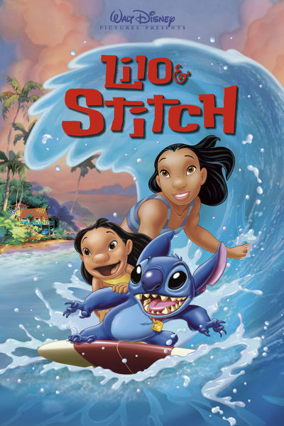 DFPP 128 – Lilo & Stitch