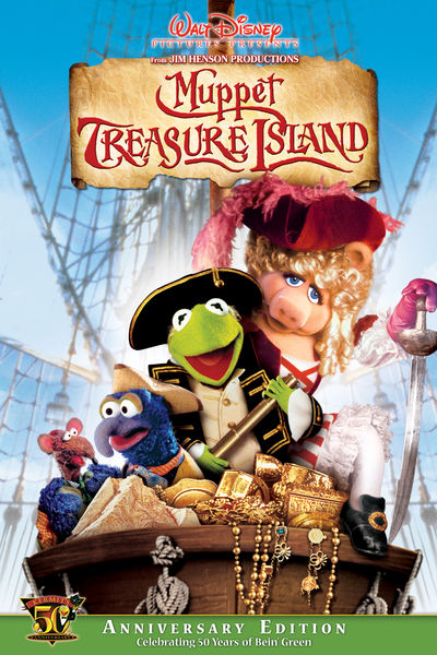 DFPP 167 – Muppet Treasure Island
