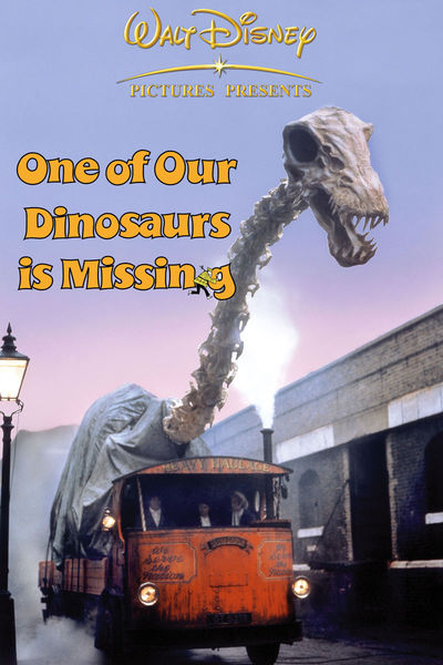 DFPP 164 – One of Our Dinosaurs Is Missing