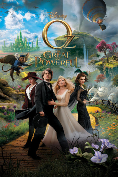 DFPP 115 – Oz the Great and Powerful