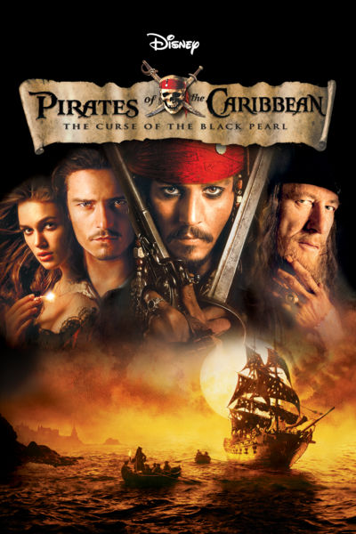 DFPP 138 – Pirates of the Caribbean: The Curse of the Black Pearl