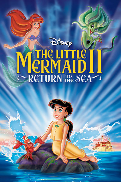 DFPP 182 – The Little Mermaid II: Return to the Sea