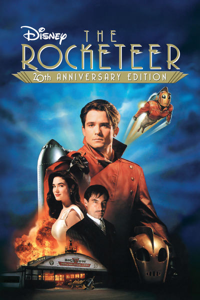 DFPP 23 – The Rocketeer
