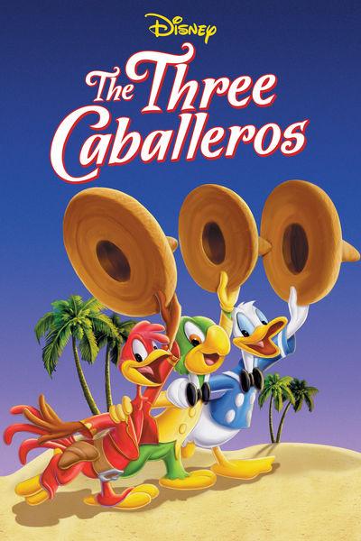 DFPP 83 – The Three Caballeros