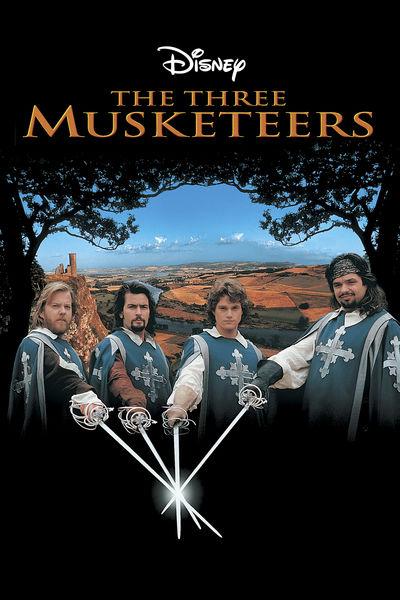 DFPP 96 – The Three Musketeers