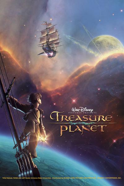 DFPP 80 – Treasure Planet