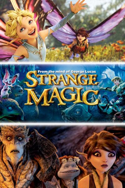 DFPP 218 – Strange Magic